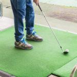ゴルフスクールでは打席の立ち方から学べる