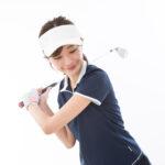 ゴルフスクールでスイング矯正