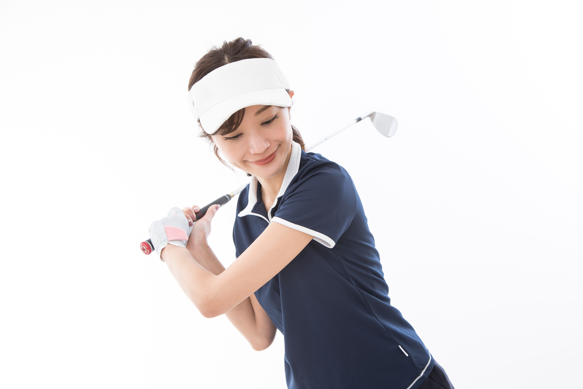 "<span class=""title"">ゴルフスクールでスイング矯正</span>"